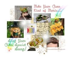"""""""Make Your Own Kind of Music"""" by sweetchildjewelry ❤ liked on Polyvore featuring art"""