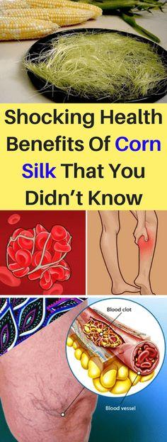 Shocking Health Benefits Of Corn Silk That You Didn't Know - Fitnez Freak