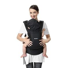 Color: Black Accessories for 3 in 1 Organic Cotton Carrying System STOKKE/® MyCarrier/™ Back Carrier Ultralight /& Ergonomic Baby Carrier for Toddlers