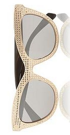 gold and black Marc Jacobs sunglasses http://rstyle.me/~49HWk