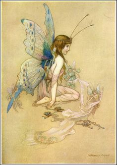 Warwick Goble, illustrator                                                                                                                                                                                 Mais