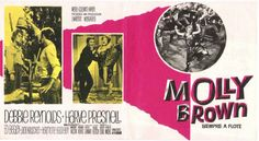 "Molly Brown, siempre a flote (1964) ""The Unsinkable Molly Brown"" de Charles Walters - tt0058708"