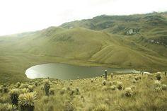 Laguna del Encanto Parque Nacional Los Nevados