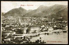 View of Como, '900