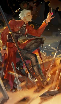 Fate Stay Night / Archer