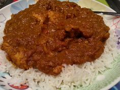 Slimming World Delights: Chicken Vindaloo