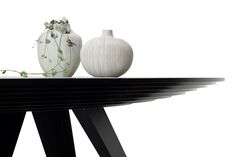 The BELLY | Oval table | Products | #keesmarcelis | #design | #living | #dining | #style | #interior | #oval | #table