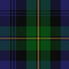 +~+~+~ BAILLIE TARTAN ~+~+~+   Baillies are first recorded in 1311. The family's fortunes began to decline after their lands were forfeited for their part in the Battle of Langside on the side of Mary, Queen of Scots.  Robert Baillie of Jerviswood (1623-84), was the civil and religious reformer executed for his views. His family were forced to flee to Holland.  The Baillies started the building of Mellerstain House and are the ancestors of the present Earls of Haddington.