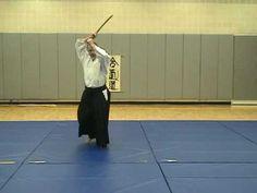 Basic Sword Strikes - YouTube