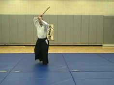 Basic Sword Strikes - YouTube