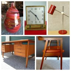 Rendezvous Vintage: Desk Accessories! Eames / Mid-Century inspired Cute Crafts, Crafts For Kids, Blackboard Paint, Crafty Fox, Weekend Projects, Diy Accessories, Votive Candles, Book Making, Diy Organization