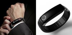 LG Lifeband touch and Heart Rate Monitor earphones aim to help you keep fit - From CES 2014