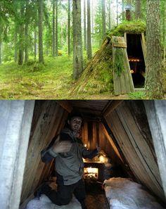 Swedish Forest Huts at Kolarbyn Eco Hotel