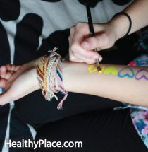 Three Alternatives to Self-Injury | Self-injury can be devastating but there are alternatives to the behavior. Learn about three alternatives to self-injury. www.HealthyPlace.com