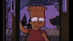 Uploaded by Find images and videos about sad, cartoon and the simpsons on We Heart It - the app to get lost in what you love. Simpsons Frases, Simpsons Quotes, The Simpsons, Simpson Wallpaper Iphone, Sad Wallpaper, Iphone Wallpaper, Fashion Wallpaper, Cartoon Wallpaper, Bart Simpson