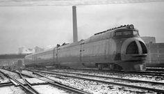 Streamliner M-10000 USA 1930's