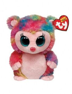 *Ty Beanie Boos*   Type: Hedgehog Name: Holly Birthday: March 12th Introduced: August 31, 2013 Retired: