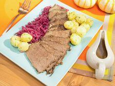 Sunny's Easy Slow Cooker Sauerbraten