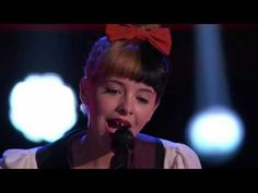 Melanie Martinez's Audition   Toxic    The Voice - YouTube