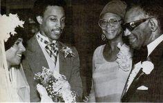 Ray Charles Robinson esposa Della