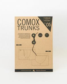Comox Trunks - Thread Theory - 1