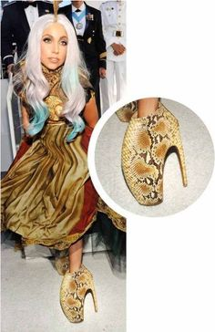 Extreme Shoes Worn by Celebrities