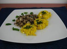 Wie Hirse nach TCM wirkt, Kochtipps und 3 einfache Rezepte. Ayurveda, Veggie Dishes, Feta, Risotto, Healthy Life, Recipies, Veggies, Food And Drink, Low Carb