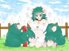 💛 Doujinshis KatsuDeku 💚 Mangas KatsuDeku 💛 Imagenes KatsuDeku 💚 Triangulo KatsuDekuTodo (a veces) Anime Love, Thicc Anime, Chica Anime Manga, Anime Art, My Hero Academia Shouto, My Hero Academia Episodes, Hero Academia Characters, Anime Characters, Gender Bender Anime