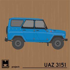 UAZ 3151