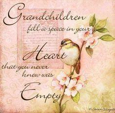 Grandchildren quote via Living Life at www.Facebook.com/KimmberlyFox.39