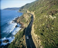 The Great Ocean Road-this pic does not even do this road justice. It is a phenomenal trip if you can ever make it to Australia!