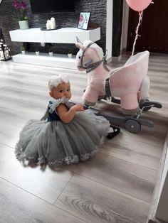 sukienka szyta recznie na roxzek chrzest wesele. handmade in poland Baby Strollers, Babe, Tulle, Children, Skirts, Fashion, Baby Prams, Young Children, Moda