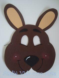 Resultado de imagem para lembrancinha eva de canguru