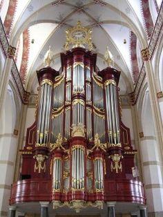 Orgel, Zaltbommel, Sint-Maartenskerk,Wolfferts-Heynemanorgel