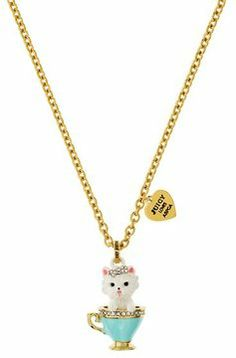 Teacup Yorkie ASPCA Pendant Necklace on shopstyle.co.uk