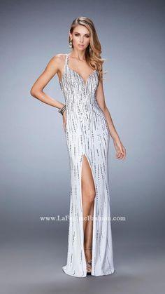 La Femme 22305   La Femme Fashion 2015 - La Femme Prom Dresses - La Femme Short Dresses