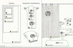monogram guide