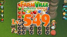 Farmville Harvest Swap - Level 549 - Chapter 30 Kraken Attackin (1080p/6...