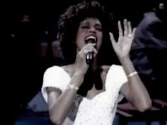Whitney Houston - One Moment In Time (Special Edition Tribute) - YouTube