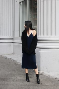 How To Pull Off A Slip Dress