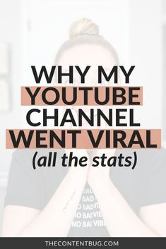 My YouTube channel went viral! Yes, you read the right! Just this past month I saw a dramatic spike in my growth on YouTube because they were recommending 1 of my YouTube videos. So today, I want to share the analytics, why a channel goes viral on YouTube, and how much money I made on YouTube. | go viral on YouTube | grow faster on YouTube #youtubetips #youtube via @thecontentbug Marketing Software, Marketing Tools, Marketing Digital, Marketing Strategies, Youtube Hacks, You Youtube, Start Youtube Channel, Youtube Subscribers, Social Media Tips