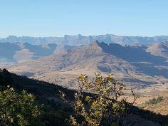Beautiful Drakensberg, Winter vibes