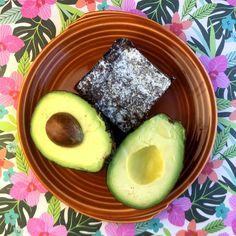 Low Carb Keto Avocado Brownie Recipe