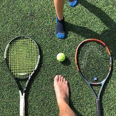 Mini y Papo somos #tennisheads