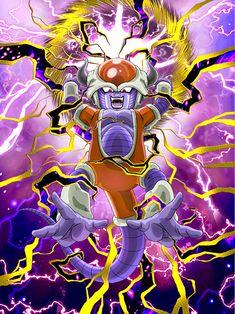 Post with 4108 views. Dragon Ball Z, Dragon Z, Itachi Mangekyou Sharingan, Dbz Characters, Goku Super, King Kong, Awesome Anime, Anime Comics, Anime Art