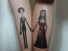 Amazing Couple Tattoo Ideas 2015 ~ CataNiceGirl