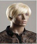 New Handsome Gold Short Stright Men's Healthy Wig by AMC. $10.99