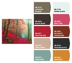 Colors for the family room