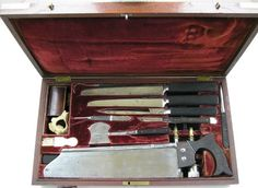 1800s Surgical Kit
