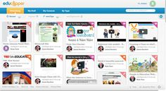 Free Technology for Teachers: eduClipper Is What Teachers Want Pinterest To Be